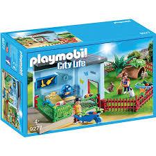 playmobil 9277 kleintierpension playmobil city