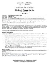 Bookkeeper Resumes Medical Secretary Resume Summary Best Images On Examples Ideas Bookkeeping Samples Sample