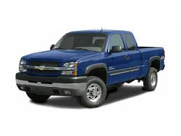 Used 2004 Chevy Silverado 2500HD LT 4X4 Truck For Sale In Concord ...