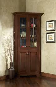 corner curio cabinet ikea glass cabinet corner curio