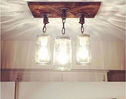lighting jar light fixture stunning interior light