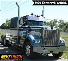 Our Featured Truck Is A 1979 Kenworth W900A, Sleeper, Cummins Engine ...