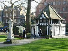 The Statue In Soho Square 2008