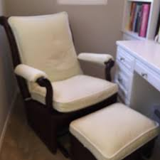 Find more Pottery Barn Kids Sleigh Glider And Ottoman With