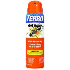 Christmas Tree Preservative Home Depot by Terro 16 Oz Ant Killer Aerosol Spray T401 6 The Home Depot