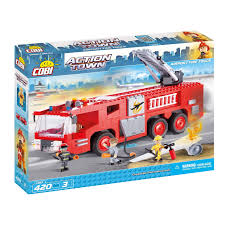 Shop COBI Action Town Airport Fire Truck 420 Piece Construction ... Lego Technic Airport Rescue Vehicle 42068 Toys R Us Canada Amazoncom City Great Vehicles 60061 Fire Truck Station Remake Legocom Lego Set 7891 In Bury St Edmunds Suffolk Gumtree Cobi Minifig 420 Pieces Brick Forces Pley Buy Or Rent The Coolest Airport Fire Truck Youtube Series Factory Sealed With 148 Traffic 2014 Bricksfirst Itructions Best 2018