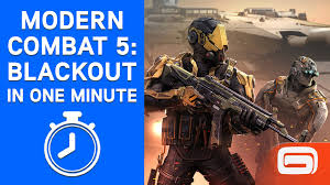 modern combat 5 modern combat 5 in one minute gameloft central