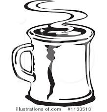Royalty Free RF Coffee Clipart Illustration 1163513 By Andy Nortnik