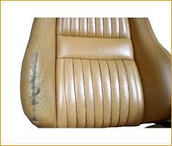 rénover canapé restaurer canapé simili cuir designs attrayants renover un