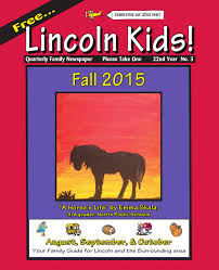 Roca Pumpkin Patch Lincoln Ne by Lincolnkids Newspaper Fall 2015 Edition By Lincoln Kids Newspaper