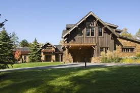 Rustic House Exterior Design Ideas