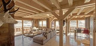 chalet de montagne en kit chalets claudet maison bois haute savoie jura doubs constructeur