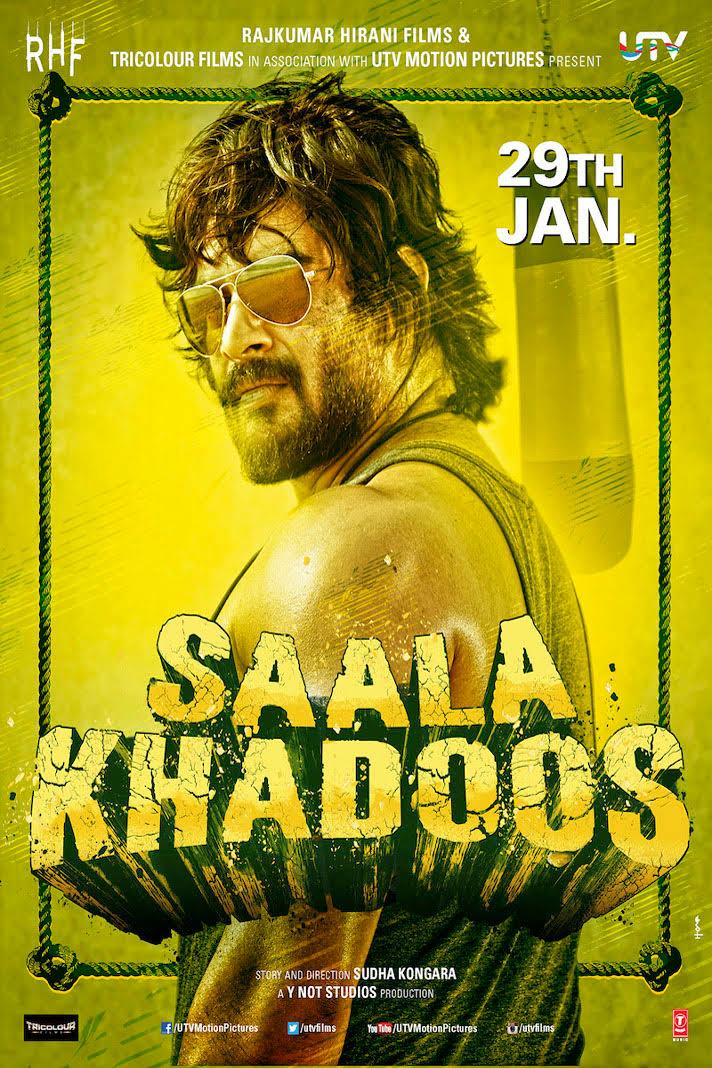 Saala Khadoos full movie download 2016 720p BluRay