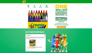 Crayola Bathtub Crayons Target by Color Us Sad Crayola Is Retiring The Dandelion Crayon Wreg Com