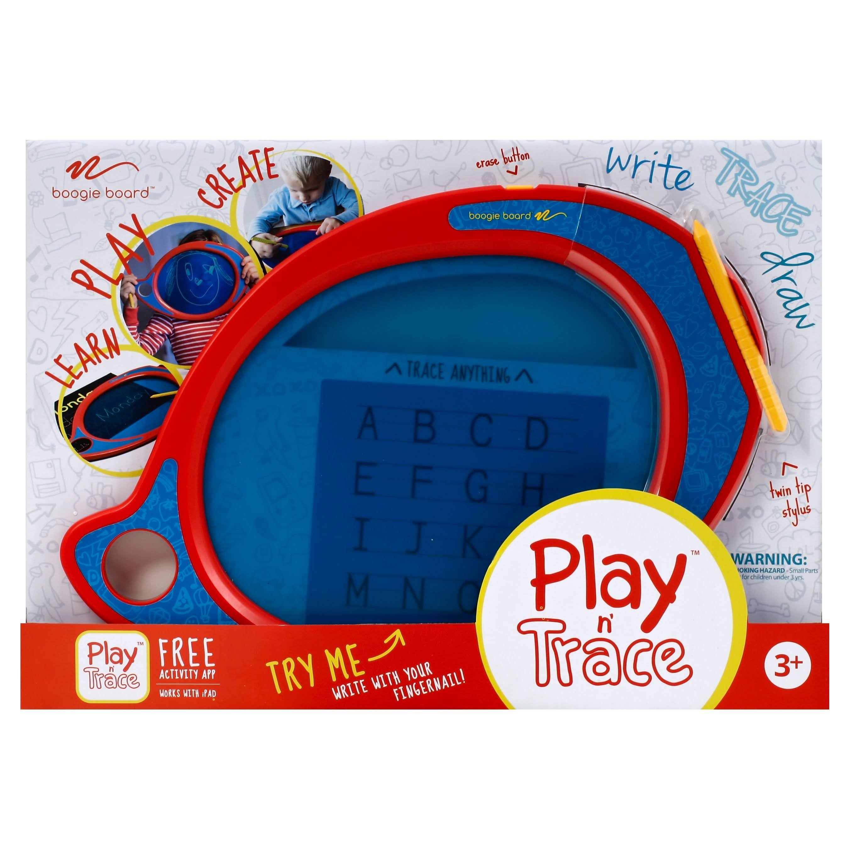 Kent Display Boogie Board Play 'N Trace Lcd Ewriter
