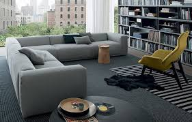 sofa in grau 50 wohnzimmer mit designer
