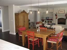kitchen hanging lights table kitchen ideas