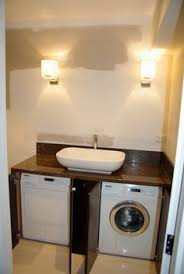 Incorporating Washing Machine In Bathroom