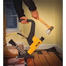 Home Depot Bostitch Floor Nailer by Dewalt Dwfp12569 2 In 1 Flooring Kit Amazon Ca Tools U0026 Home