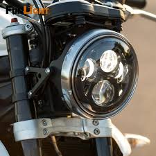 Harley Davidson Light Bulbs by 7 Inch Motorcycle Projector Daymaker Led Light Bulb Headlight For