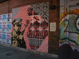 Philly Mural Arts Tour by Shepard Fairey Murals In South Philly Touristmodern