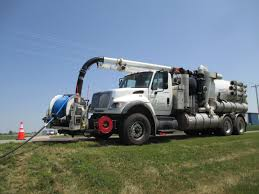 100 Sewer Truck Equipment Iowa Great Lakes Sanitary District