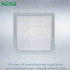 Decorative Air Conditioning Return Grille by Hvac Air Conditioning Decorative Alunminum Eggcrate Ceiling