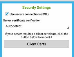 Android Touchdown Setup – Technology Help Center