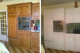 repeindre un meuble de cuisine repeindre des meubles en mlamin beautiful peindre un meuble avec