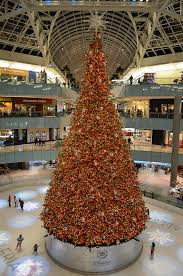 The Galleria Christmas Tree