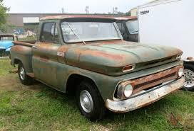 100 1965 Chevy Stepside Truck CHEVROLET C10 Adrenaline Capsules Trucks