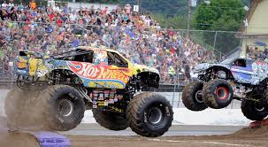 Upcoming Events | Monster Jam | La JaJa Monster Trucks Coming To Champaign Chambanamscom Charlotte Jam Clture Powerful Ride Grave Digger Returns Toledo For The Is Returning Staples Center In Los Angeles August Traxxas Rumble Into Rabobank Arena On Winter 2018 Monster Jam At Moda Portland Or Sat Feb 24 1 Pm Aug 4 6 Music Food And Monster Trucks Add A Spark Truck Insanity Tour 16th Davis County Fair Truck Action Extreme Sports Event Shepton Mallett Smashes Singapore National Stadium 19th Phoenix