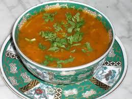 cuisine sans viande recette harira sans viande 750g