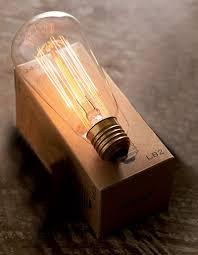 edison style incandescent e27 filament light bulb squirrel cage
