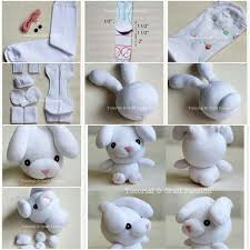 Projects Diy Crafts Bunny Diycrafts Clothes Sewing ZxN54KLr