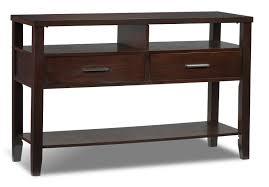 Narrow Sofa Table Australia by Wonderful Modern Sofa Table Decor Intended Design