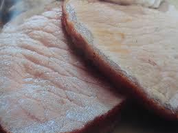 cuisiner coeur de porc rôti de porc dans le filet cuisson basse température