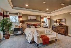 9 Tags Transitional Master Bedroom With Stephanie Upholstered Headboard Herve Chaise Lounge In Pastis Carpet