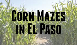 Las Cruces Pumpkin Patch Maze by 2016 El Paso Corn Mazes Fun For Ep Kids