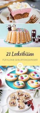 21 kleine leckerbissen zum kindergeburtstag