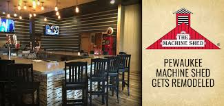 Machine Shed Restaurant Davenport Iowa by News
