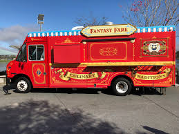 100 World Fare Food Truck Pavilion Disney Springs FL Davids Coin Travels