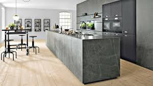 schüller next nx 950 moderne küche in steinoptik