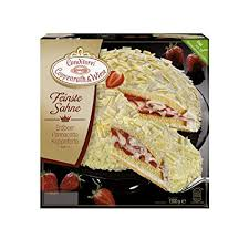 erdbeer panna cotta torte feinste sahne conditorei coppenrath wiese 1500 gramm tiefgefroren
