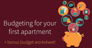 Budgeting For An Apartment