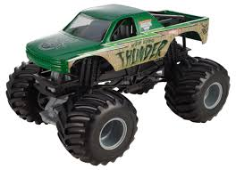 HOT WHEELS® MONSTER JAM® TROPICAL THUNDER - Shop Hot Wheels Cars ...