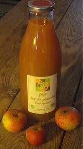 production de la maison du cidre pur jus de pomme fermier