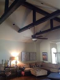 Up Lighting For Cathedral Ceilings by Ceiling Fan Vs Chandelier