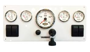 White Yanmar Marine Instrument Panel With 4 Rocker Switches, White ... Products Custom Populated Panels New Vintage Usa Inc Isuzu Dmax Pro Stock Diesel Race Truck Team Thailand Photo Voltmeter Gauge Pegged On 2004 Silverado Instrument Cluster Chevy How To Test Fuel Pssure On A Dodge Ram With Common Workshop Nissan Frontier Runner Powered By Cummins Power Edge 830 Insight Cts Monitor Source Steering Column Pod Ford Enthusiasts Forums Lifted Navara 25 Diesel Auxiliary Gauges Custom Glowshifts 32009 24 Valve Gauge Set Maxtow Performance Gauges Pillar Pods Why Egt Is Important Banks 0900 Deg Ext Temp Boost 030 Psi W Dash Pod For D