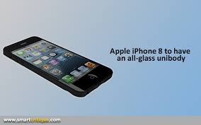 Rumour has it An all glass design iPhone 8  Technology Vista